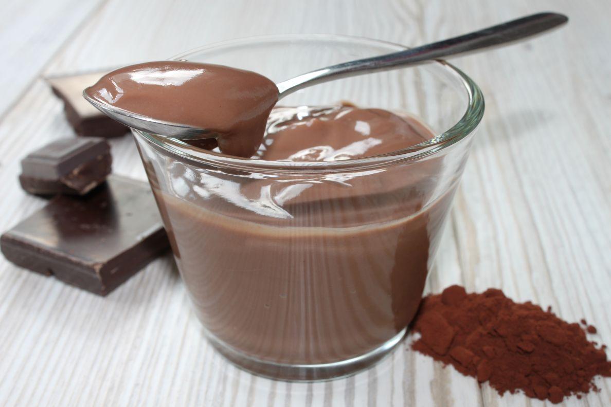 Čokoládový puding