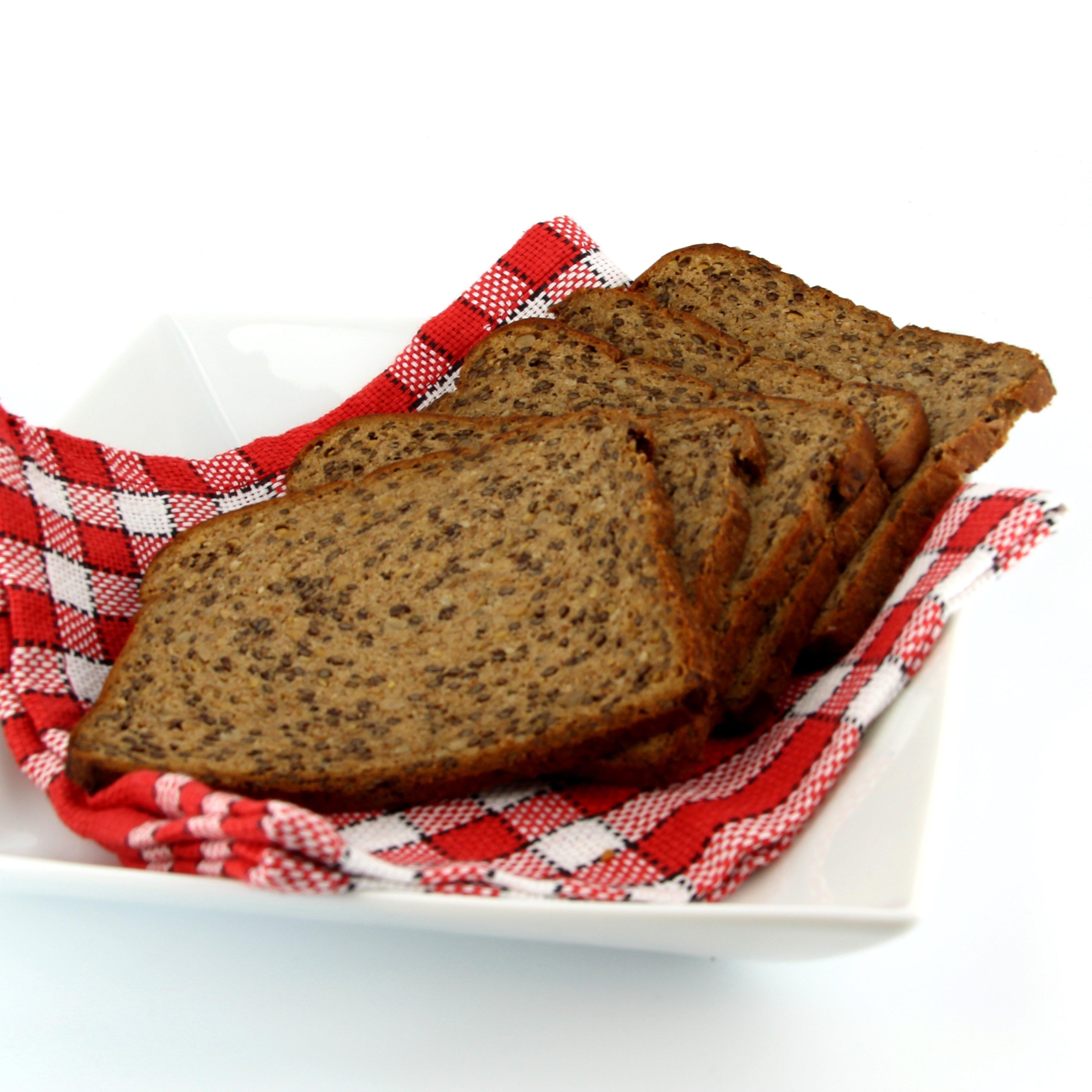 Proteinový chléb