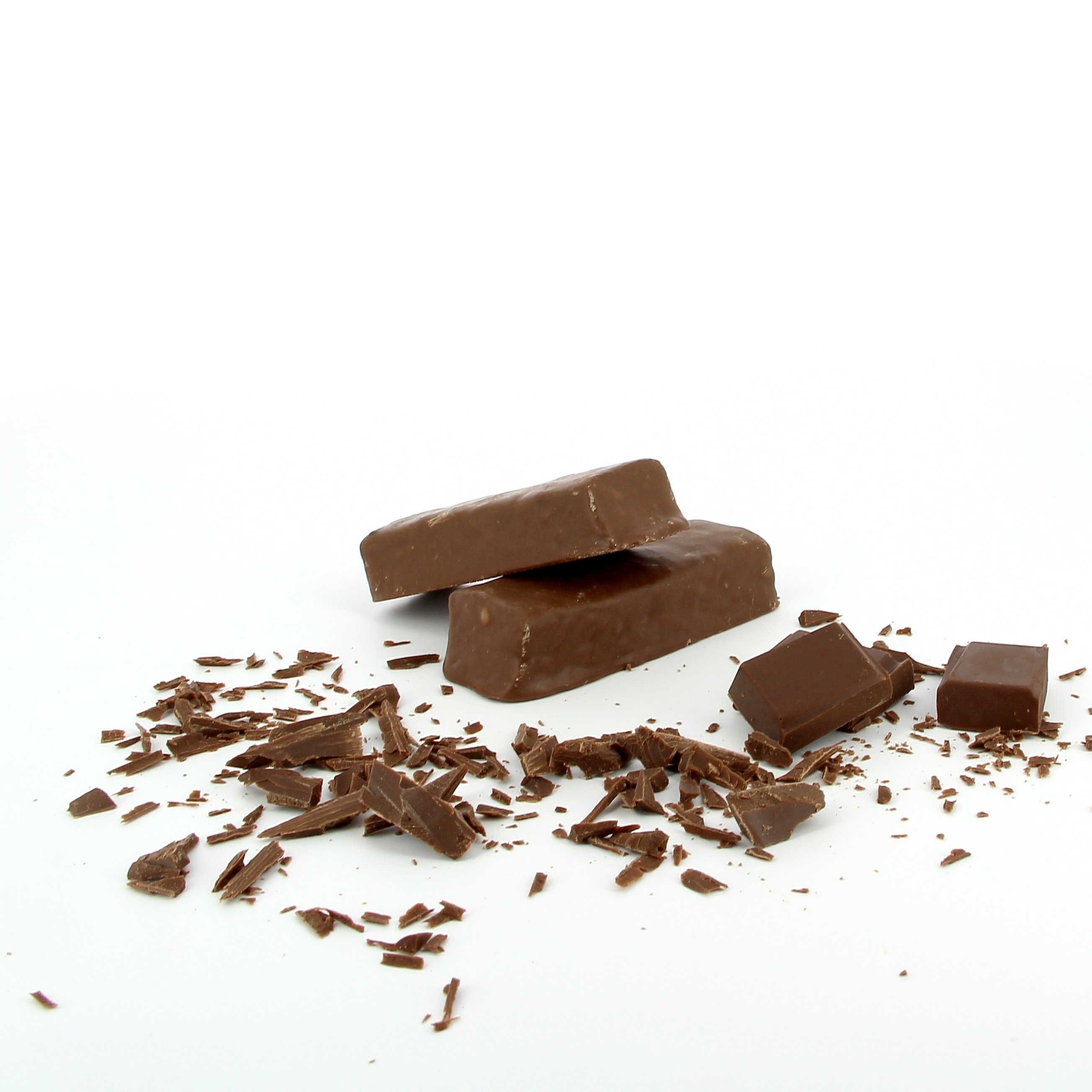 Čokoládová tyčinka s křupinkami